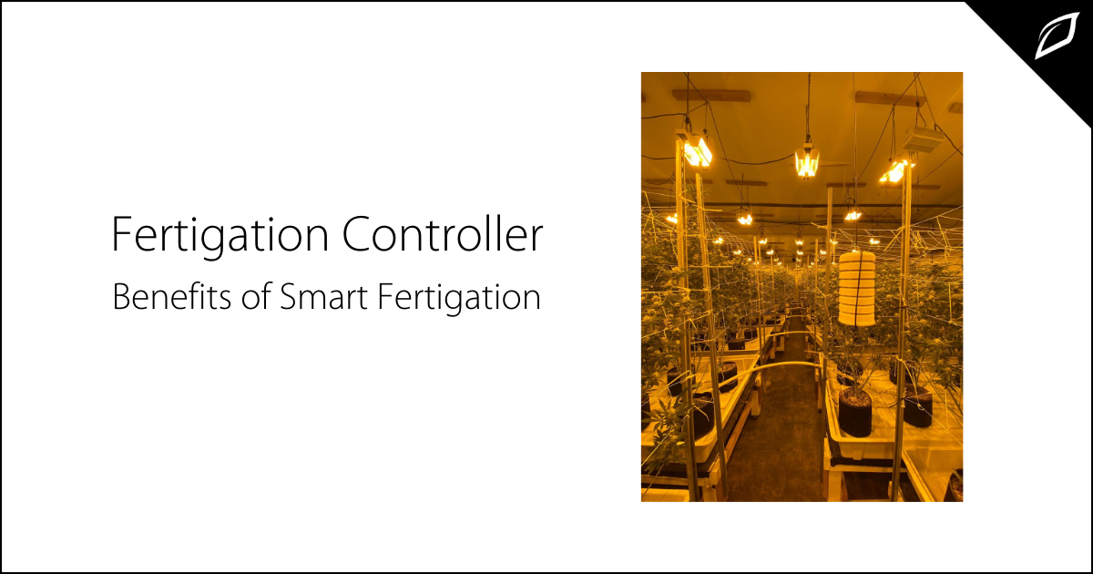 Fertigation Controller