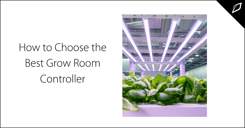 How to Choose the Best Grow Room Controller