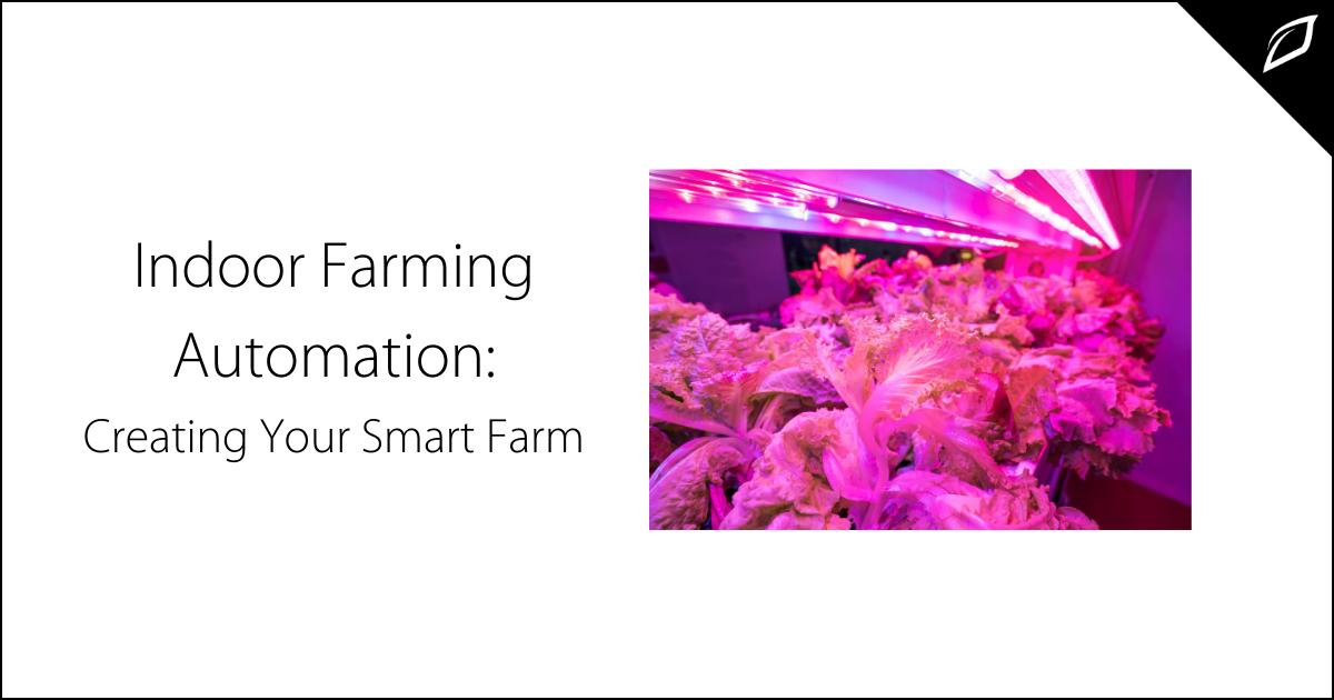 INdoor Farming Automation