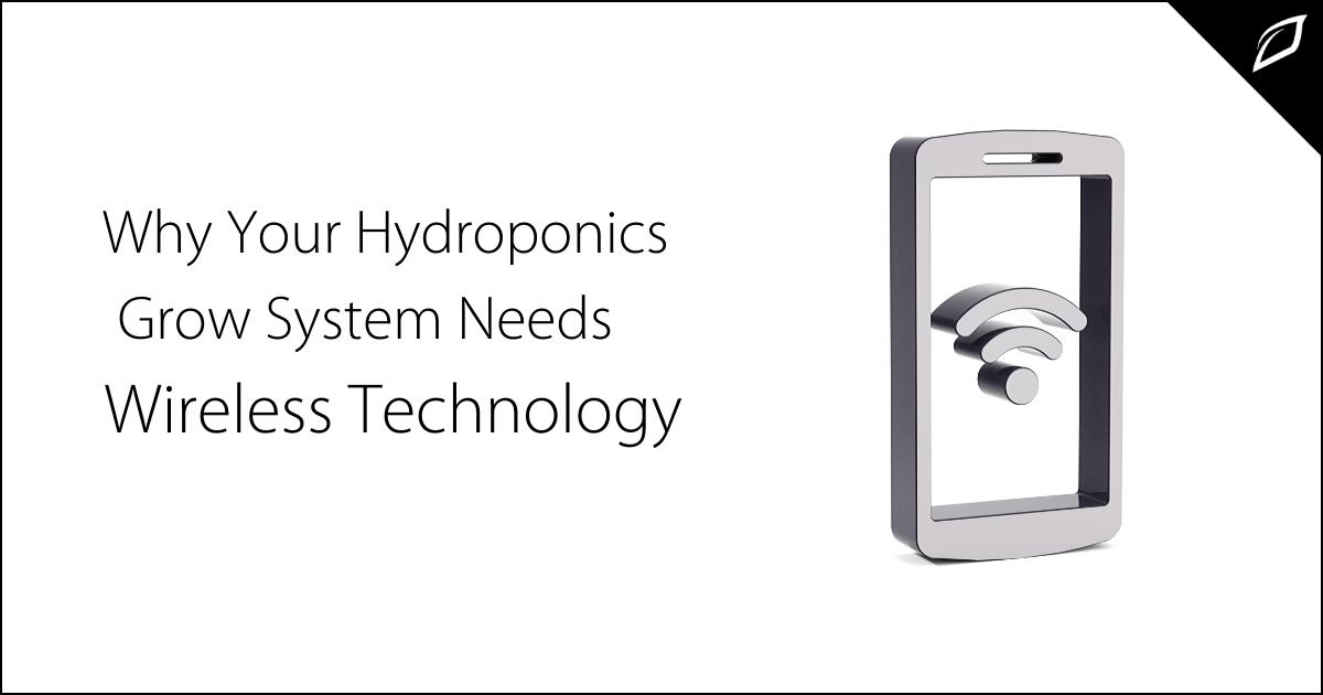 Wireless IOT Hydroponics | Growlink
